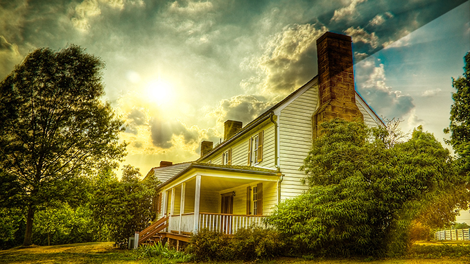 "Dranesville Tavern listed on Smashing Magazine's ""35 Fantastic HDR Pictures"""